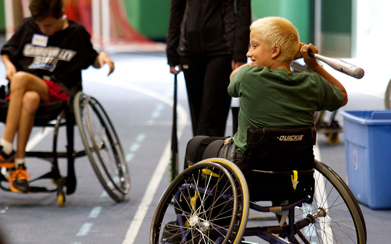 Mary Free Bed: Wheelchair And Adaptive Sports